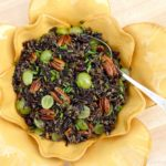 Sweet 'n Savory Wild Rice Salad